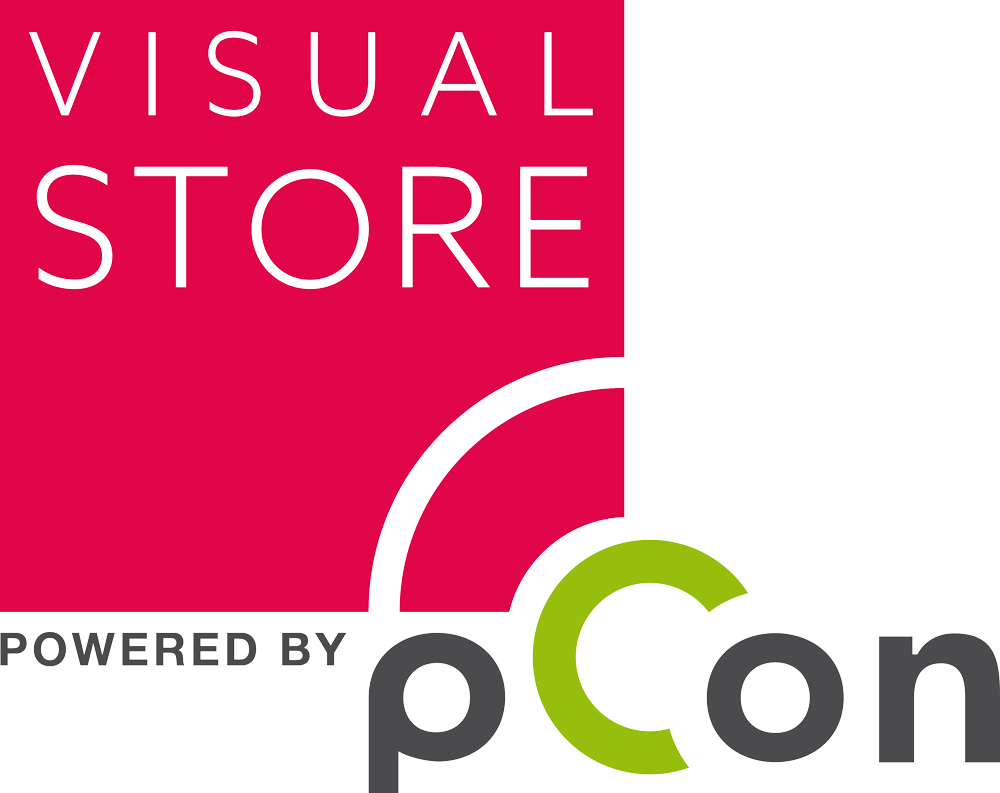 Logo visual-STORE